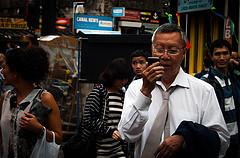 chinese businessman photo
